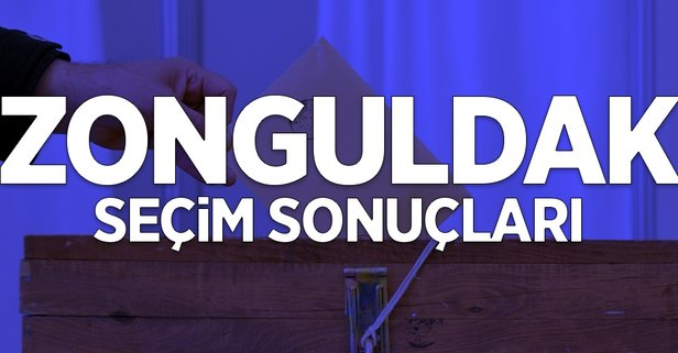 31 Mart Zonguldak yerel seçim sonuçları
