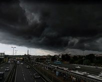Meteoroloji'den 13 ile son dakika sağanak yağış uyarısı