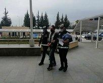 MİT tırları davasının firarisinin oyununu polis bozdu