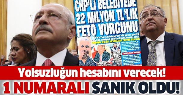 CHP'li Vefa Salman sanık oldu!