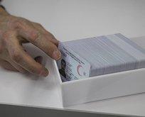 Vizesiz pasaportsuz çipli kimlik kartıyla seyahat dönemi