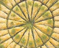 Antep baklavasına Fıstık zammı