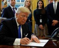 Trump imzayı atıyor! Savaş resmen başlayacak...