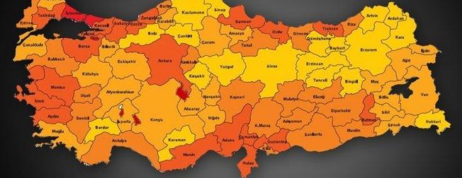 Şehirlerin Osmanlı zamanındaki isimlerini biliyor musunuz? İşte şehirlerin isimlerindeki değişim