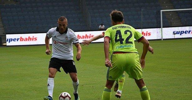 Beşiktaş farklı kaybetti!