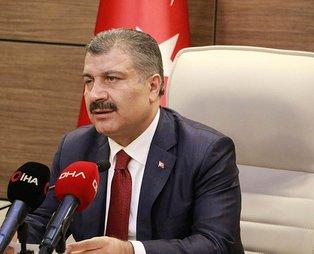 Son dakika: Koronavirüs Bilim Kurulu toplantısı sonrası Sağlık Bakanı Fahrettin Koca'dan önemli açıklamalar