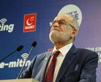 Saadet Partisi Zile İlçe Başkanı istifa etti