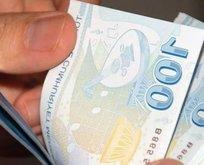 SSK SGK ve Bağkur emekli maaşları ek ödemeyle kaç lira oldu?
