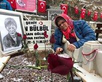 Eren Bülbül'ün annesinden operasyon teşekkürü