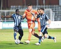 Adana derbisinde kazanan çıkmadı: 0-0