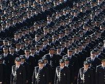 25 bin 500 polis adayı alınacak!