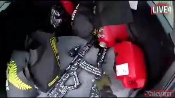 Yeni Zelanda'da camide katliam yapan terörist Brenton Tarrant'ın kullandığı tüfeğin şifreleri