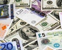 Dolarda düşüş sürüyor! Dolar ve euro ne kadar oldu?