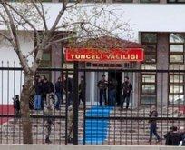 Tunceli'de 15 günlük yasak
