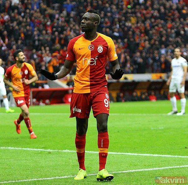Aslan evinde kükredi! Başakşehir'e gözdağı verdi... (MS: Galatasaray 3-1 Kayserispor)