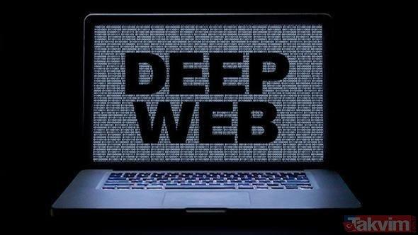 Ucu bucağı olmayan Deep Web nedir? Deep Web'in içinde (Dark Web) neler var?