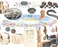 TANAP güzergahından tarih fışkırdı