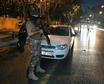 İstanbul'da ''Yeditepe Huzur asayiş uygulaması