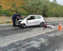 Kayseri'de katliam gibi kaza! Ölü ve yaralılar var