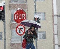 Kar ne zaman yağacak? İstanbul kar yağışı olacak mı? İşte İstanbul hava durumu tahminleri…