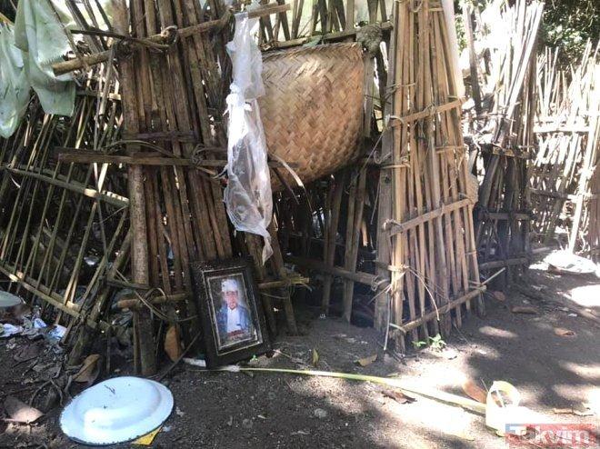 Endonezya Bali'nin Trunyan köyünde ölenler gömülmüyor! İşte o ürpertici fotoğraflar +18