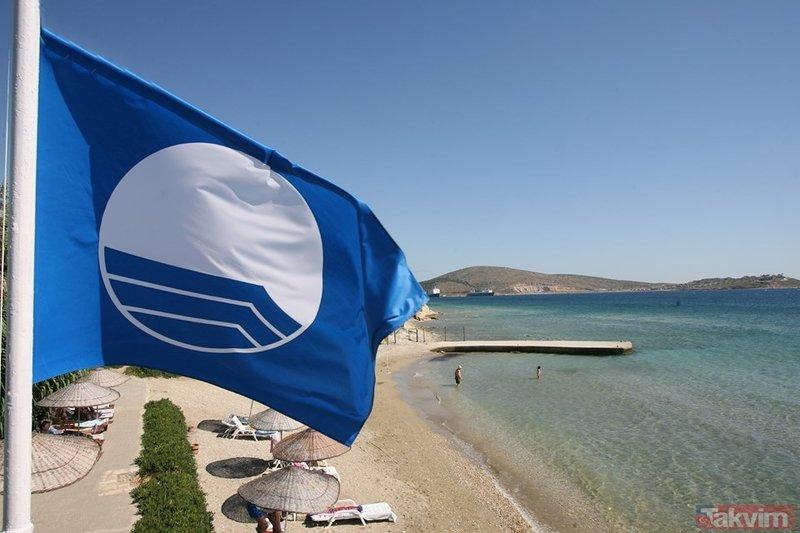 İşte Türkiyenin mavi bayraklı plajlarının listesi! Türkiyenin en iyi plajları ve sahilleri  - 2018 güncel -