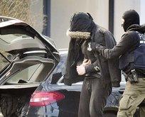 Almanya'da camilere saldırı planlayan örgüt çökertildi!