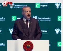 Erdoğan: Tuzaklara düşmeyeceğiz