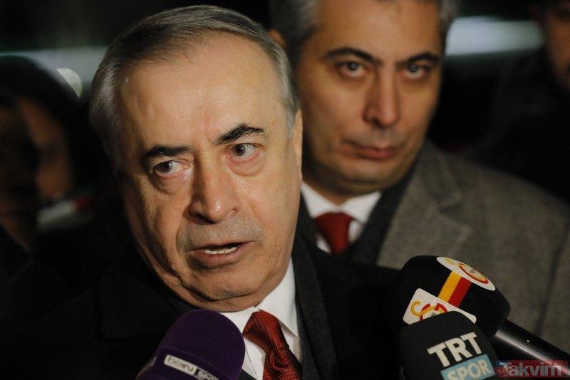 Galatasaray Başkanı Mustafa Cengiz'den Garry Rodrigues açıklaması! Parasını alamadık...