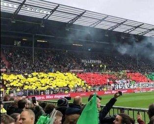 Terör sevici St. Pauli!