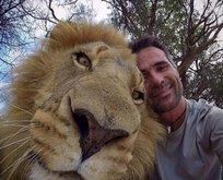Bu kadarına da pes! Selfie çekmek isterken...