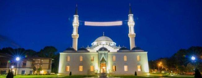 Erdoğan ABD'nin en büyük camisini açacak