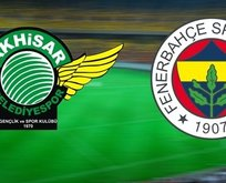 ZTKda final zamanı: Akhisarspor-Fenerbahçe