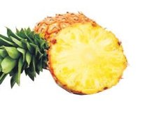 Ananas-biber cildi besler