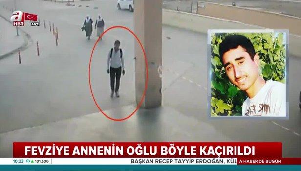 Adım adım PKK terör örgütüne gidişin görüntüsü! Fevziye annenin oğlu Süleyman böyle kaçırıldı (Video)