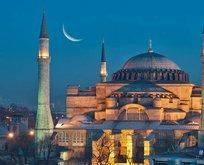 Ayasofya'ya karşı çıkan Konstantinopol bekçileri...