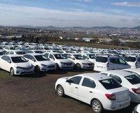 26 bin araç yarı fiyatına satışa çıkarıldı