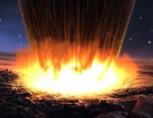 Buldular! Dünyaya nükleer bombanın 47 milyon katı çarptı