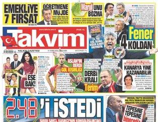 Günün öne çıkan gazete manşetleri | 31 Ekim 2018 Çarşamba