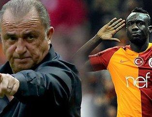 Galatasaray'ın 'Kral'ı Diagne Fatih Terim'i çıldırttı! Kara listede başı çekiyor...