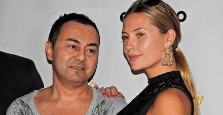 Chloe Loughnan'dan ayrılan Serdar Ortaç gecelerde bir kadınla yakalandı! Gizemli güzel Serdar Ortaç'ın yeni sevgilisi mi?