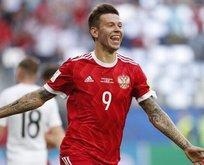Fener'in yeni forveti Fedor Smolov!