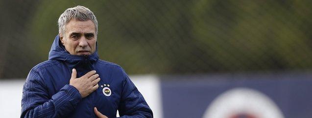İşte Fenerbahçe'nin Zenit 11'i... Ersun Yanal'dan sürpriz kadro