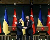 Zelenskiy'nin yeni yıl konuşmasında 'Türkiye' mesajı