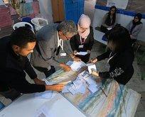 Tunus'ta yerel seçimlerde birinci parti Nahda