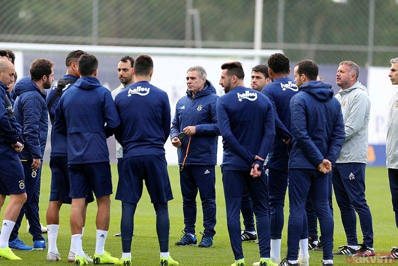 Fenerbahçe'de flaş ayrılık! Ozan Tufan, Barış Alıcı ve Yiğithan Güveli'nin ardından o da ayrılıyor