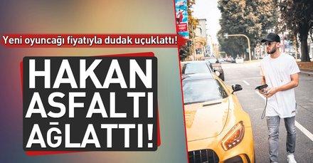 Hakan Çalhanoğlunun süper lüks otomobili I İşte futbolcuların arabaları