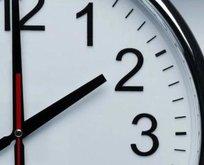 Şu an saat kaç? Saatler geri alındı mı?