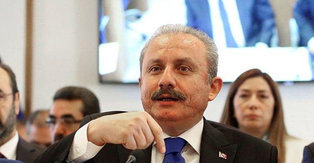Şentop'tan flaş Azerbaycan açıklaması!
