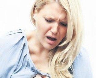 Menopoz kalbe düşman